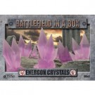 Battlefield In A Box - Energon Crystals - Purple - (x6) - 30mm BB547
