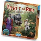 Galda spēle DoW - Ticket to Ride - Map Collection 3: The Heart of Africa - EN DOW720117