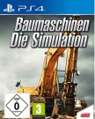 Baumaschinen Die Simulation Playstation 4 (PS4) video spēle