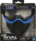 Nerf Rival Face Mask Assorted variant Red or Blue - ir veikalā