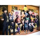 Assassination Classroom Wallscroll XL - School Ball 770382
