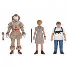 Funko Action Figures It 2017 - Pennywise, Ben, Beverly Poseable Figures 3-Pack FK30011