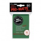 UP - Small Sleeves - Pro-Matte - Green (60 Sleeves) 84265
