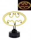 Batman DC Comics - Neon Light Yellow Classic Outline - 30cm  (UK plug)