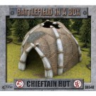 Battlefield in a Box - Chieftain's Hut (x1) - 30mm BB540