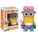 Funko POP! Despicable Me 3 - Tourist Jerry Vinyl Figure 10cm FK13427