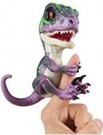 Fingerlings Untamed Raptors - Razor (Purple) /Toys
