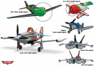 Disney Planes - Large Figures Gacha Sachet - Toy