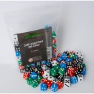 Blackfire Dice - Assorted D6 Dice 12 mm (100 Dice)