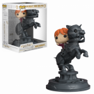 Funko POP! Movie Moments: Harry Potter - Ron Riding Chess Piece Vinyl Figure FK35518