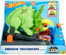 Hot Wheels - City Smashin' Triceratops  /Toys