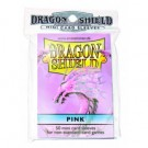 Dragon Shield Small Sleeves - Pink (50 Sleeves) 10112