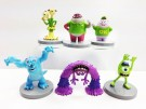 Monsters University - Large Figures Gacha Sachet (Pack Of 12) - Toy
