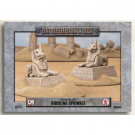 Battlefield In A Box - Forgotten City - Riddling Sphinxes BB904