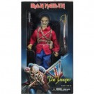 Iron Maiden - Eddie The Trooper - Clothed Retro Action Figure 21cm NECA14903