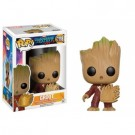 Funko POP! Marvel - Guardians of the Galaxy vol. 2 Young Groot with Shield Vinyl Figure 10cm limited FK12773