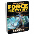 FFG - Star Wars RPG: Force and Destiny - Navigator Specialization Deck - EN FFGuSWF42