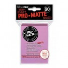 UP - Small Sleeves - Pro-Matte - Pink (60 Sleeves) 84267