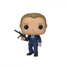 Funko POP! James Bond - Daniel Craig (Quantum of Solace) Vinyl Figure 10cm FK35676