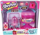 Shopkins Cupcake Queen Cafe Playset /F