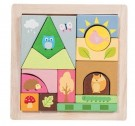 Le Toy Van - Petilou Woodland Puzzle Blocks