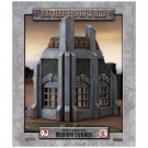 Battlefield In A Box - Gothic Industrial Ruins - Medium Corner BB598