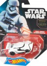 Hot Wheels - Star Wars Stormtrooper  /Toys