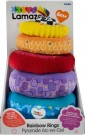 LAMAZE RAINBOW STACKING RINGS L27233