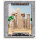 Battlefield In A Box - Forgotten City - Obelisk & Pillars BB907