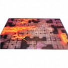 D&D: Vinyl Game Mat - Temple of Fire 72777