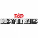 D&D Icons of the Realms - Elemental Evil : Case of 4 Booster Bricks (8 ct.) with Case Incentive - EN WZK71891/WZK71893