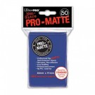 UP - Standard Sleeves - Pro-Matte - Non Glare - Blue (50 Sleeves) 82653
