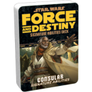 FFG - Star Wars RPG: Force and Destiny - Consular Signature Abilities Specialization Deck - EN FFGuSWF39