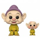 Funko POP! Disney Snow White - Dopey Vinyl Figure 10cm Assortment (5+1 chase figure) FK21718-case
