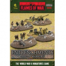 Battlefield In A Box - Entrenchments - Dug in Markers BB106
