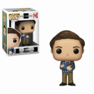 Funko POP! Club de Cuervos - Hugo Sanchez Vinyl Figure 10cm FK37844