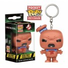 Funko Pocket POP! Keychain Ghostbusters - Stay Puft Marshmallow Man Angry Vinyl Figure 4cm limited FK10606