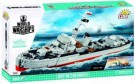 (D) World of Ships -  BLYSKAWICA- 660 Pcs (Damaged Packaging) /Toys