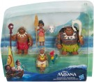 DISNEY PRINCESS MOANA SMALL FIGURE MULTIPACK B8305