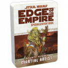 FFG - Star Wars RPG: Edge of the Empire - Martial Artist Specialization Deck - EN FFGuSWE60
