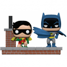 Funko POP! Comic Moment Batman 80th - 1964 Batman and Robin Vinyl Figures FK37256