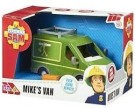 (D) Fireman Sam - Mike's Van (DAMAGED PACKAGING) /Toys