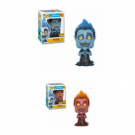 Funko POP! Hercules: Hades Glow in the Dark Vinyl Figure 10cm Limited Assortment (5+1 chase figure) FK29343case