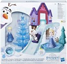 FROZEN SMALL DOLL HOLIDAY SPECIAL PLAYSET ASST C1919