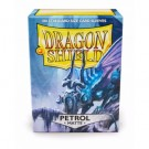 Dragon Shield Standard Sleeves - Matte Petrol (100 Sleeves) 11020