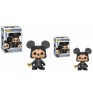 Funko POP! Kingdom Hearts - Organization 13 Mickey Vinyl Figure 10cm Assortment (5+1 chase figure) FK25352case