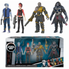 Funko Action Figures - Ready Player One Vinyl Figures 4-Pack FK22062