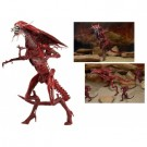 Alien Genocide Red Alien Queen Deluxe Action Figure 33cm /over 75cm long NECA51364