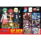 Cardfight!! Vanguard G - Absolute Judgment - Booster Display (30 Packs) - EN VGE-G-BT08