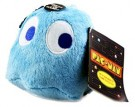 Ghost - Plush With Sound - (4 Inch) Blue (pac-man)